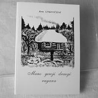 Book MANO GEROJI DRAUGĖ RAGANA